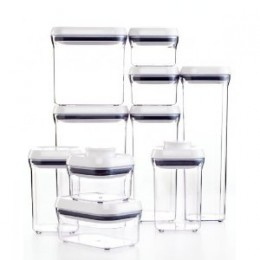 OXO Good Grips 10 Piece food Container Set