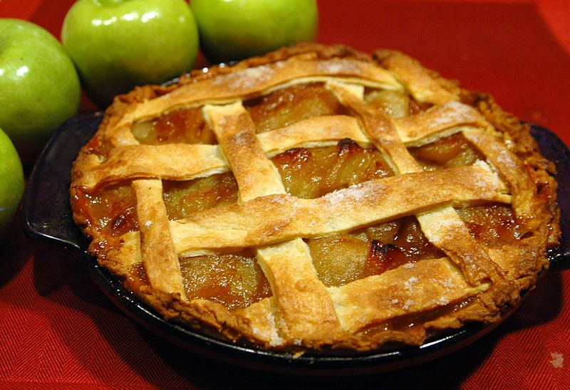 800px Apple pie