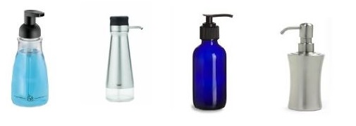 4 top rated Soap pumps
