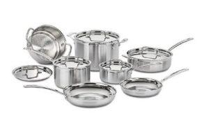 Cuisinart MCP12N set