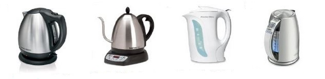 4 top rated electric kettles