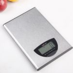weighmax Ultra Sllim Stainless Steel Kitchen Scale