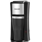 Black & Decker Single Serve Coffee Maker CM618
