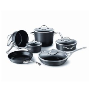 7 piece Hard Anodized best Cookware