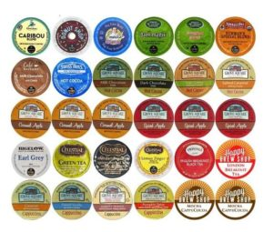 K-Cups for Keuirg Single-Serve Brewing Systems