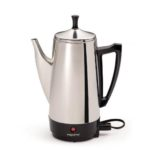 Presto 02811 12-Cup Stainless Steel Coffee Percolator