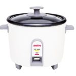 Sanyo EC-503 3-Cup Rice Cooker and Vegetable Steamer