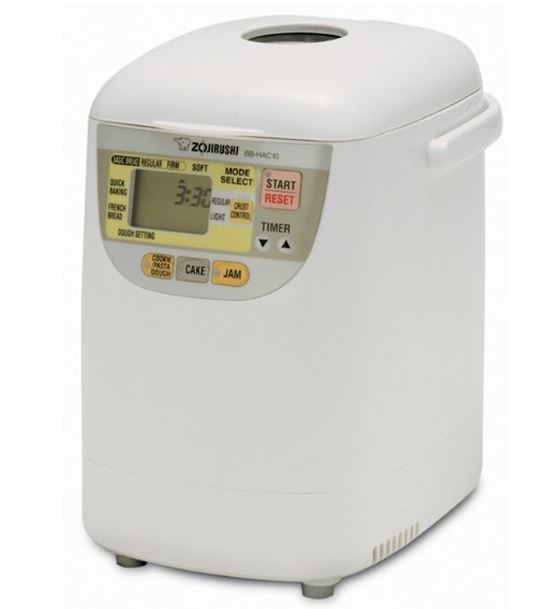 Zojirushi BB HAC 10 bread machine