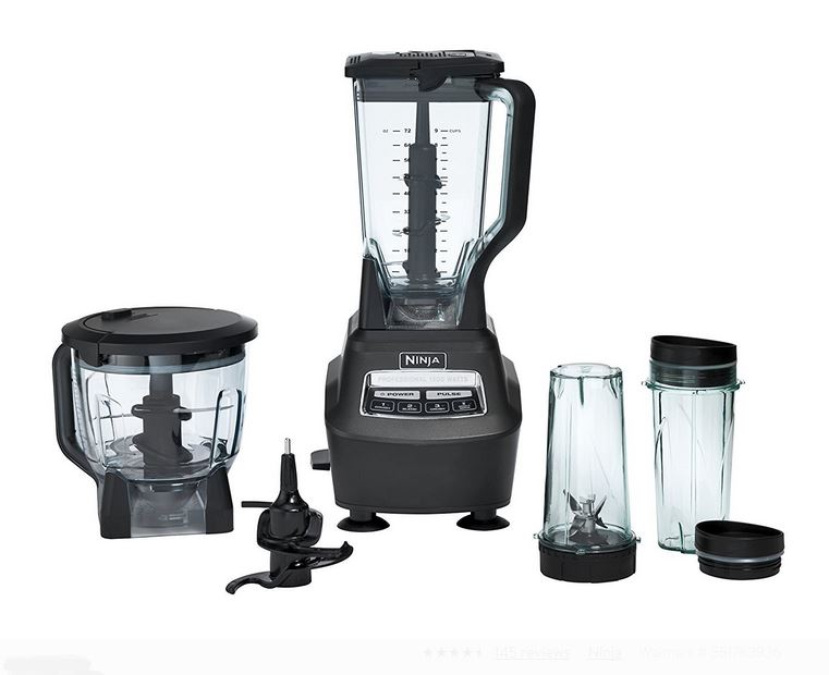 Ninja® Mega Kitchen System® (BL770) | Home Blender System