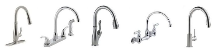 Best Kitchen Faucets For The Money – Kitchen Faucet Guide (Updated 2021)