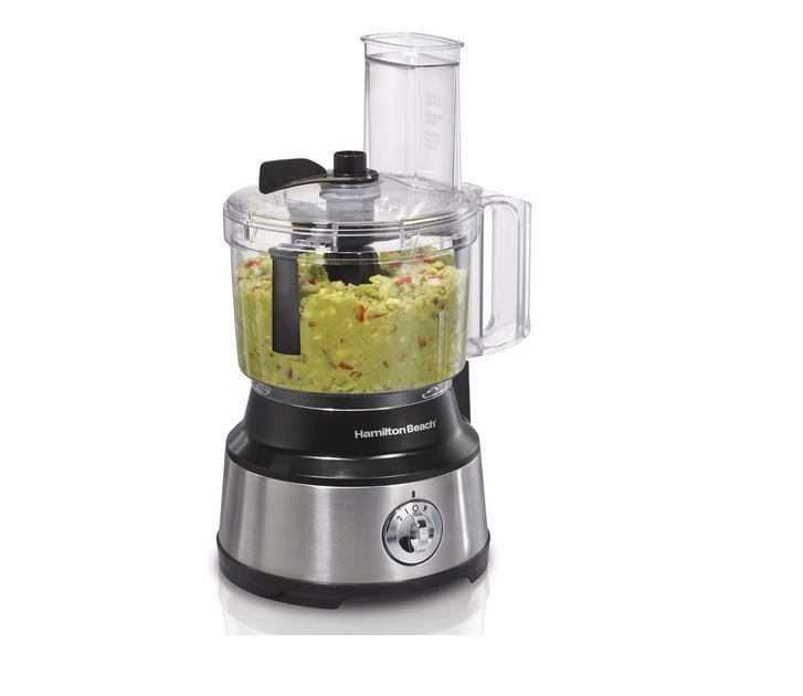 best inexpensive food processor from Hamilton Beach