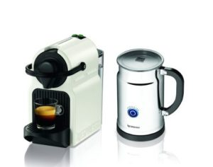 Nespresso Inissia Espresso Maker with Aeroccino Plus Milk Frother