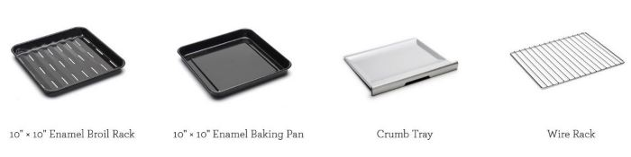 trays and pans