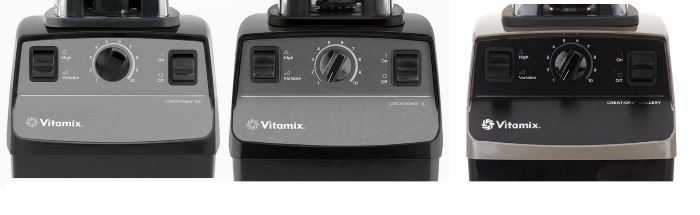 Vitamix Creations GC vs Creations II vs Creations Gallery