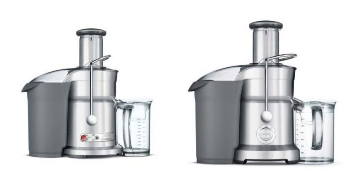 Breville Juice Fountain Elite vs Juice Fountain Duo