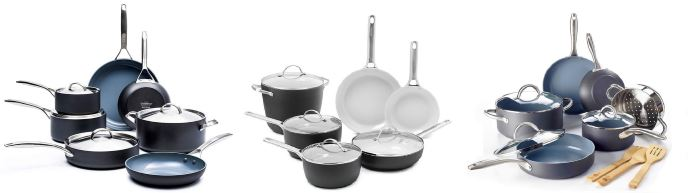 best ceramic cookware sets 2019