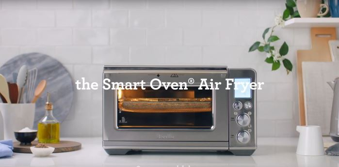 Breville BOV900BSS The Smart Oven Air Fryer