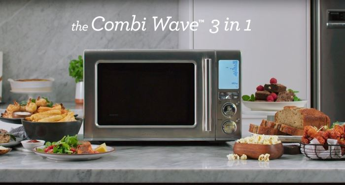 Breville BMO870BSS Review – The Combi Wave™ 3 in 1 Oven Preview