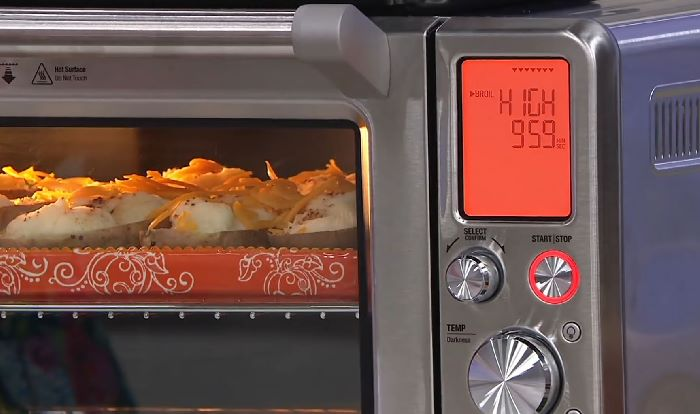 Breville Smart Air Oven with Element IQTechnology