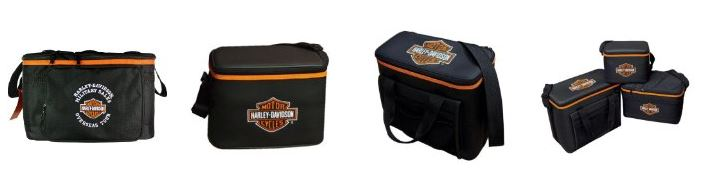 Harley-Davidson Cooler packs and totes