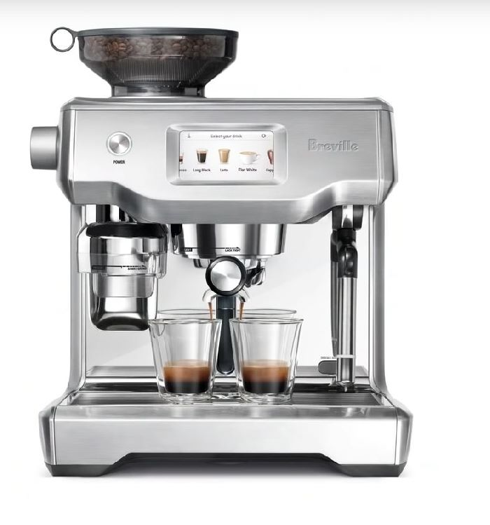 Breville Coffee Making Equipment – Espresso Makers | Grinders | Milk Frothers