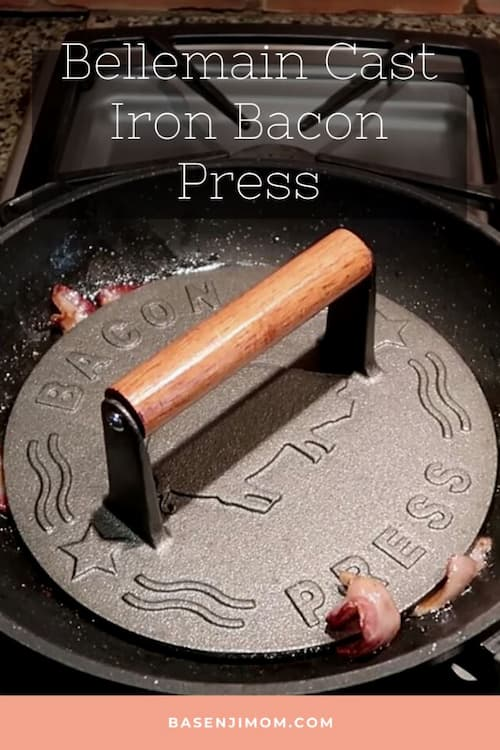 Cast Iron Bacon Press Review- Round | Square | Pig Shaped Grill Presses From Norpo & Bellemain